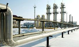 Naturgas i Ryssland
