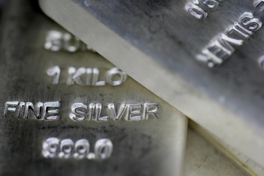 Utvinning av ädelmetallen Silver