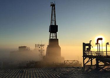 Oljerigg i saudi arabien